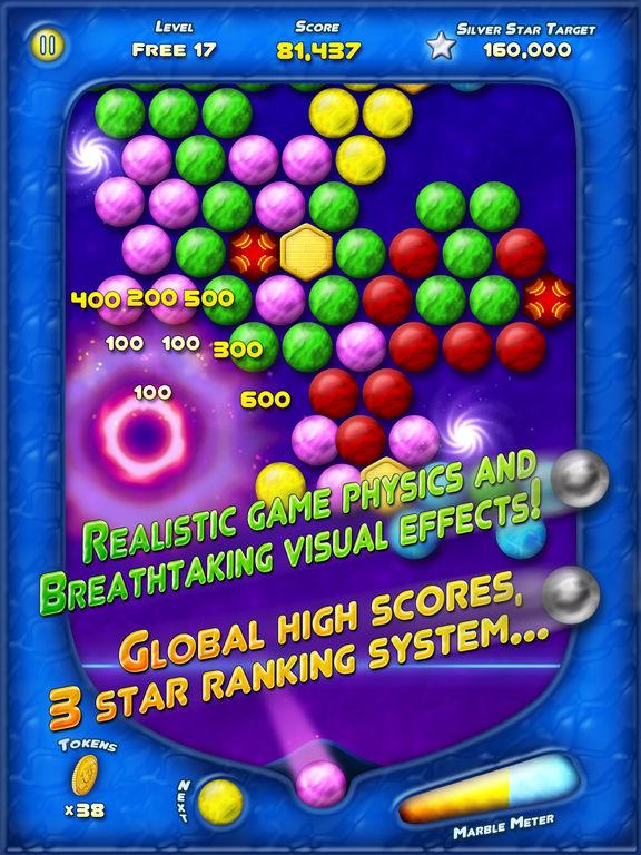 Скачать Bubble Bust! HD - Pop Bubble Shooter