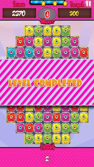 Monster Candy Match screenshot 3