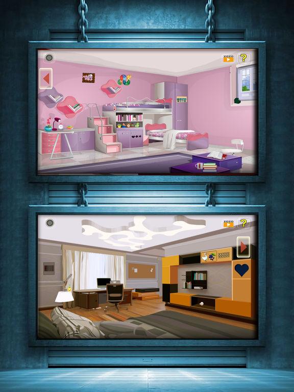 App shopper escape the prison games 13 the room 39 s secret for Secret escape games