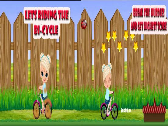 Kids Princes Bicycle Ride screenshot 7