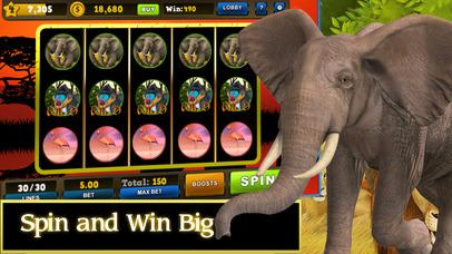 Screenshot 2 Wild Cat Slots Kingdom — Jackpot Casino
