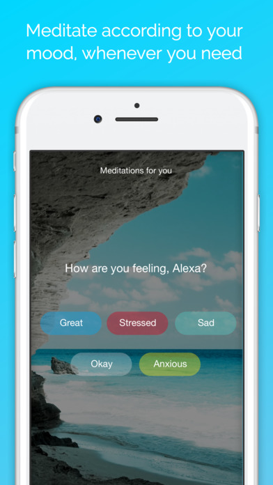 Aura: Mindfulness - Stress & Anxiety Daily Relief screenshot 3
