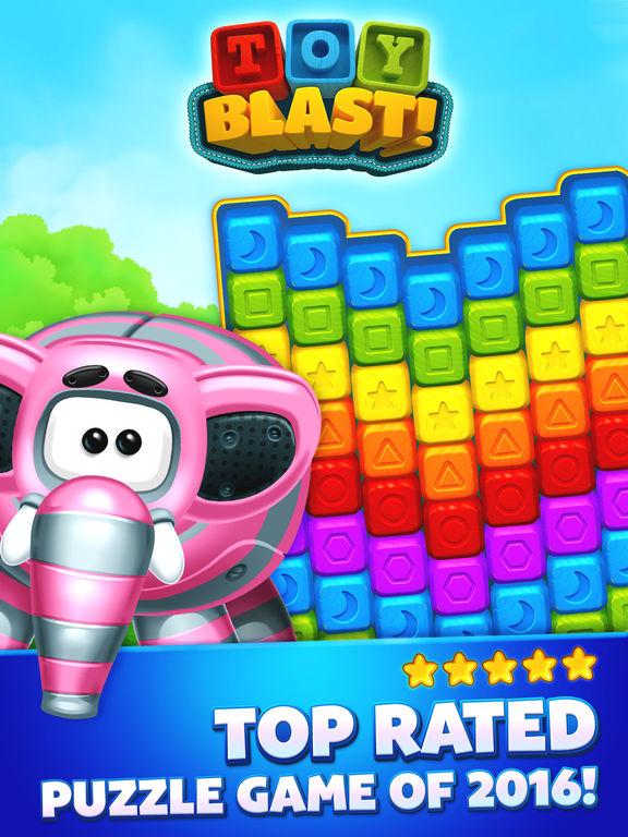 Toy Blast iPad