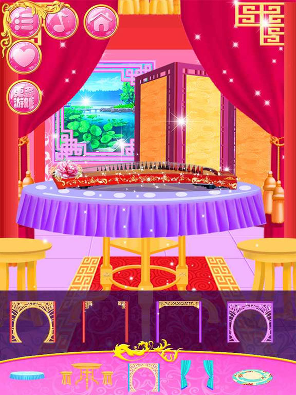 App shopper antique room decoration design games for for Room design game app
