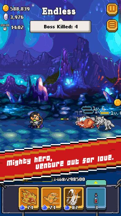 The Mighty Hero screenshot 4