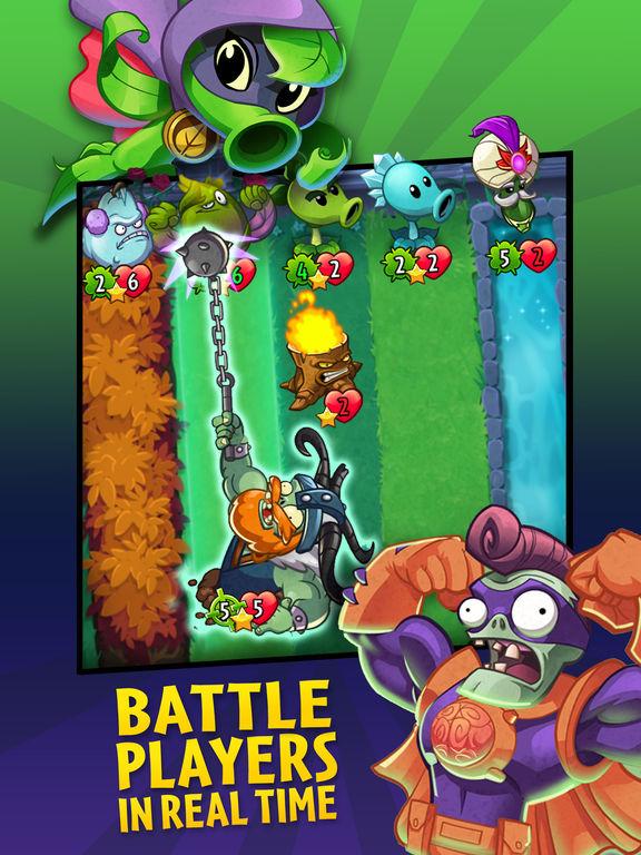 Plants vs. Zombies™ Heroesscreeshot 1