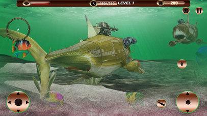 Angry Robot Shark Simulator screenshot 5