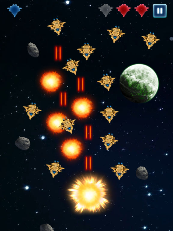 RED STAR DEFENDER screenshot 8