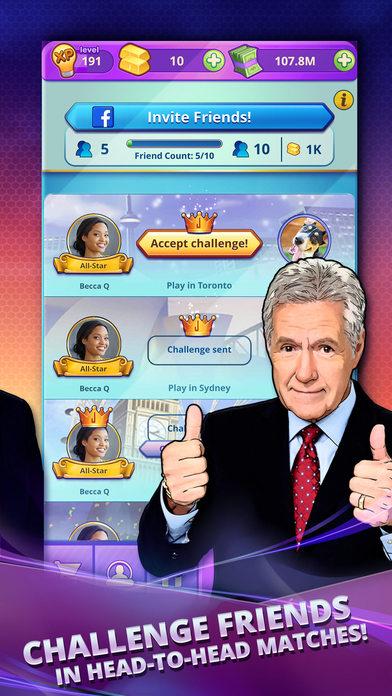 Jeopardy! World Tour screenshot 4