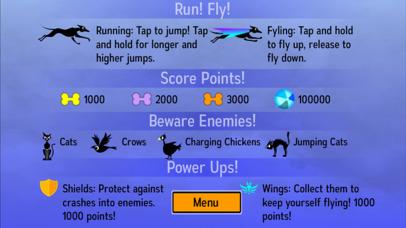 Run Frankie Run Screenshot 2
