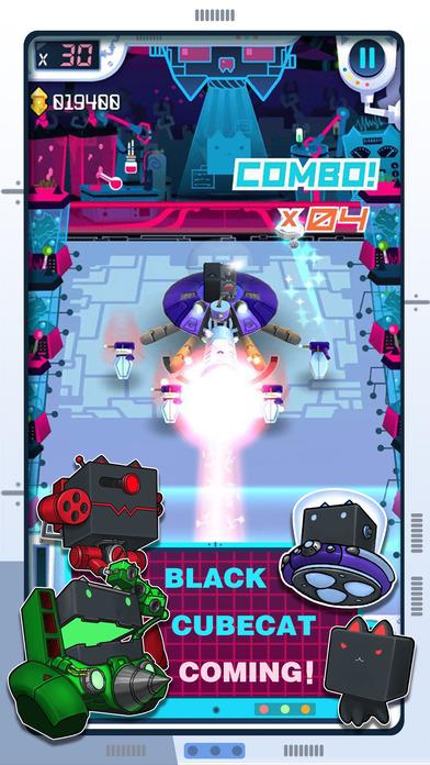 Screenshot 4 Cube Cat.