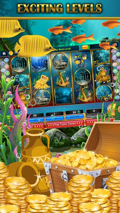 Screenshot 2 Atlantic slots quest: Win big
