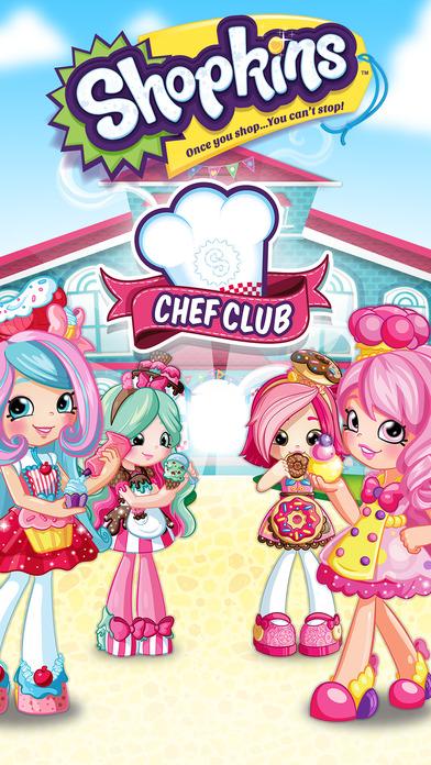 Shopkins: Chef Club Screenshot