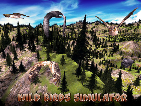 Wild Bird Survival Simulator Full screenshot 5