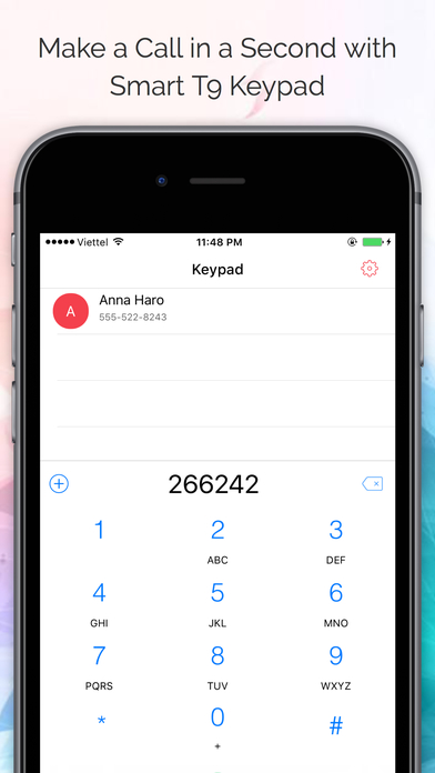 Air Dialer Pro - Fastest Dial Phone Widget Screenshots
