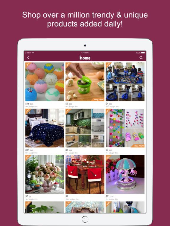 ipad screenshot 2 - Home Design And Decor Shopping
