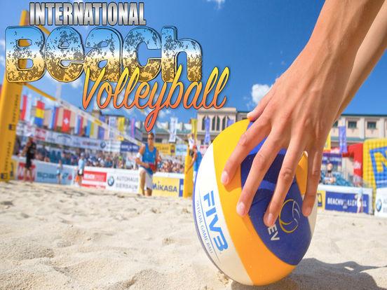 International Beach Volleyball Screenshots