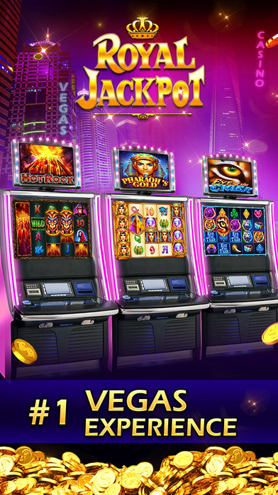 Screenshot 1 Royal Jackpot — Vegas Slot Casino Game