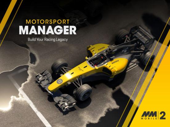 Motorsport Manager Mobile 2 screenshot 6