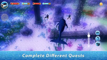 Orca Family Simulator Full screenshot 4