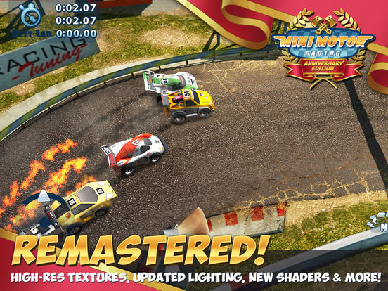 Mini Motor Racing Screenshots