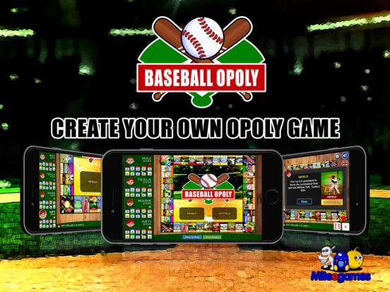 Baseball Opoly screenshot 8