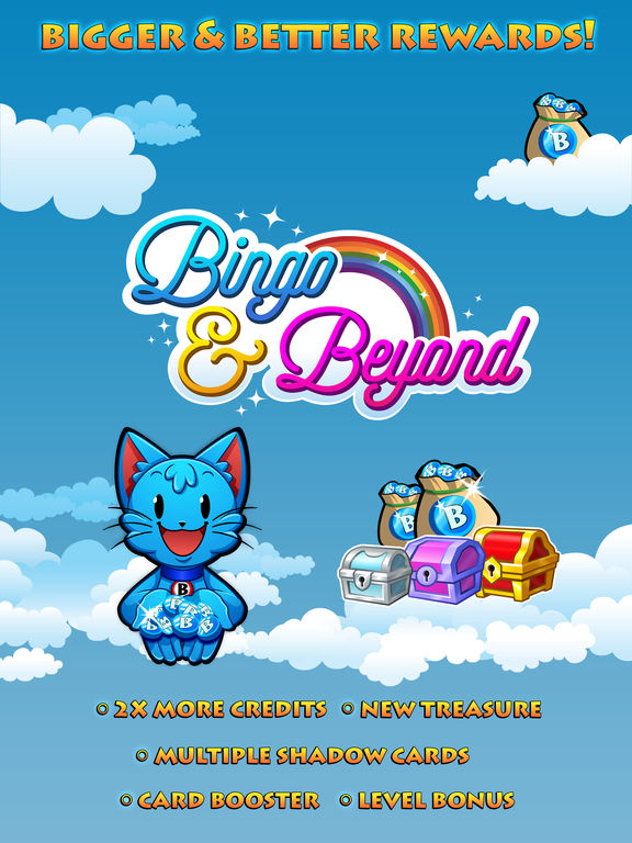 Bingo Blitz: Bingo Live Rooms & Slot Machine Games iPad