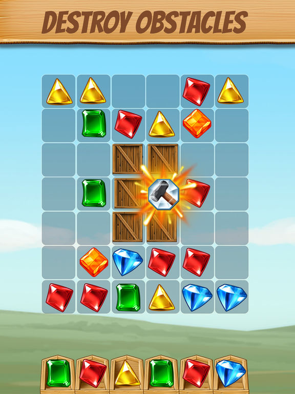 Cascade: Fun Spin and Match Puzzle Gamescreeshot 4