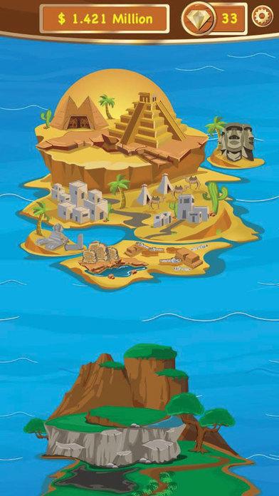 Screenshot 1 Slot Islands