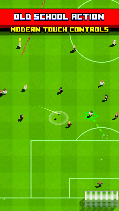 Retro Soccer - Arcade Football Game iPhone
