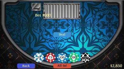 Screenshot 2 Pocket Blackjack — Vegas vs Macau