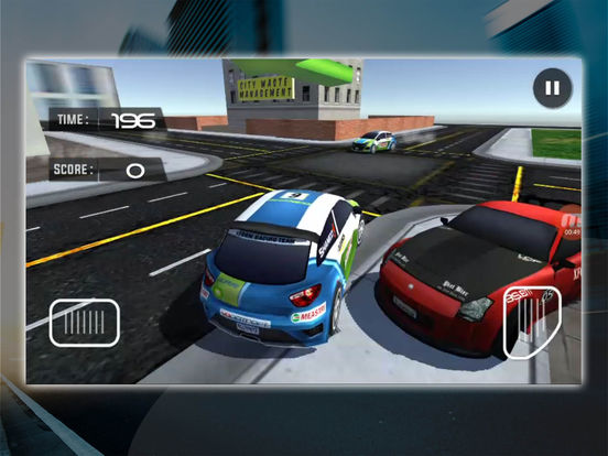 Flag Catcher Car Racing screenshot 7