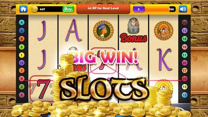 Screenshot 4 Slots — Egypt Multiline Reels