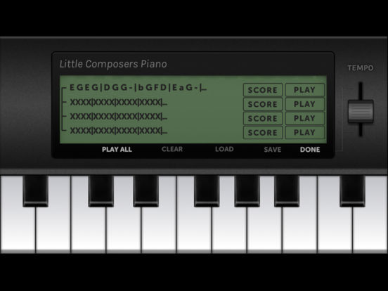 Little Composers Piano Screenshots