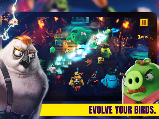 Image of Angry Birds Evolution for iPad