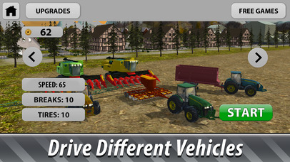 Euro Farm Simulator: Corn Full screenshot 4