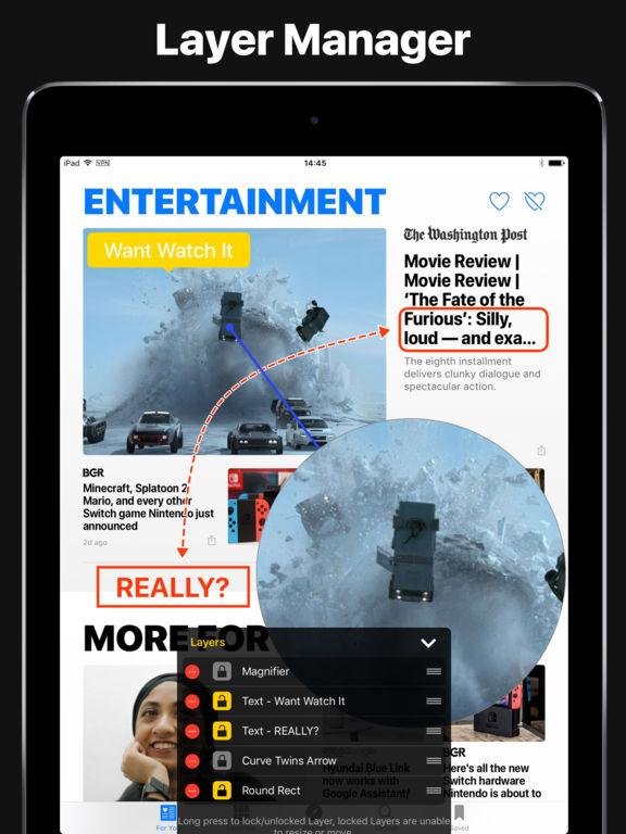 Annotate+ 앱스토어 스크린샷