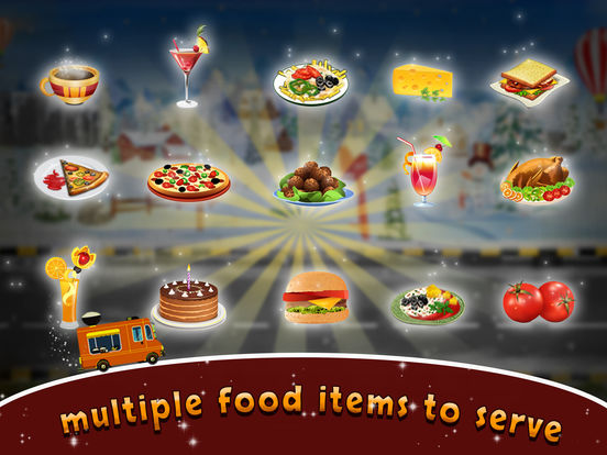 Street Food Cooking Chef Story screenshot 7