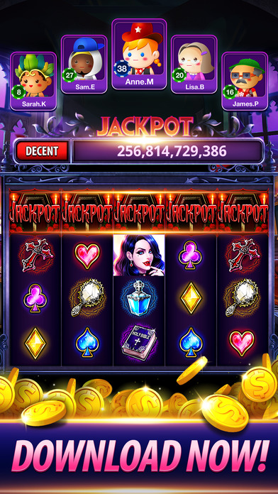 Heart of vegas - play free slots casino itunes roulette system of a down tab bass
