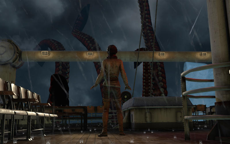 Syberia 3 Screenshots