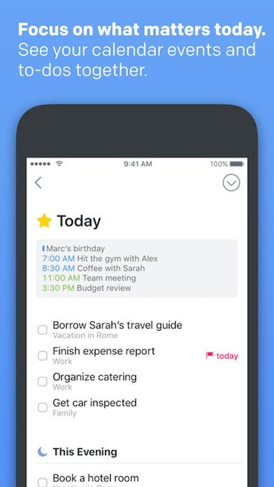 Note Professional - Todo & Task List Screenshot