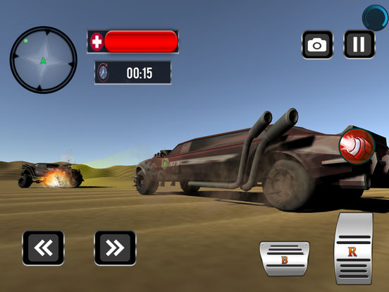 Real Demolition Limo Derby для iPad