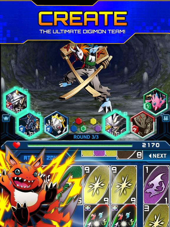 Digimon Heroes! screenshot 9