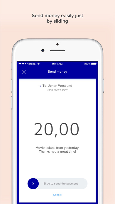 Siirto – instant money transfer between friends on the App ...