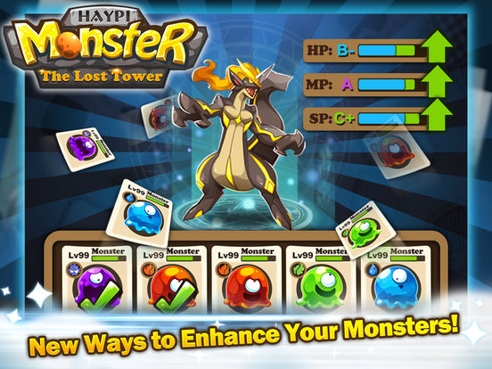Игра Haypi Monster:The Lost Tower