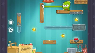 Screenshot 2 小怪物吃糖果 — 呆萌小怪兽的吃货大作战