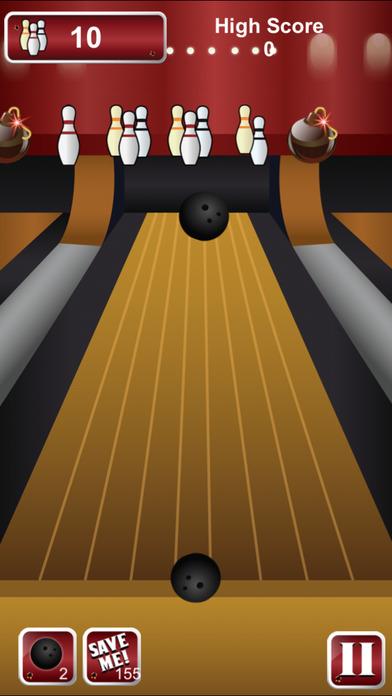 Kingpin Bowling Strikes Back Pro! screenshot 3