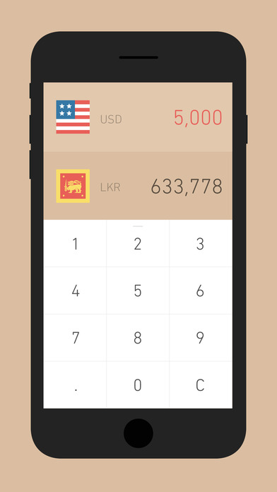 Currency - Exchange Rate & Money Converter 앱스토어 스크린샷