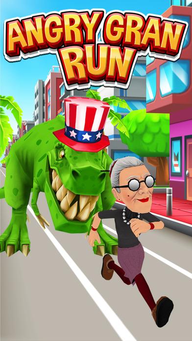 Angry Gran Run screenshot 4