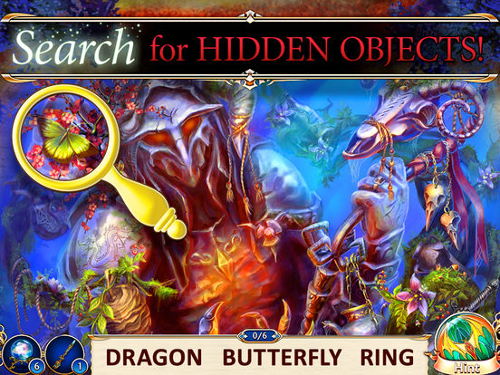 Midnight Castle – A Hidden Object Mystery Gamescreeshot 1